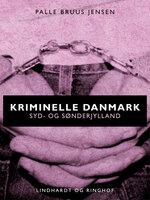 Kriminelle Danmark. Syd & Sønderjylland - Palle Bruus Jensen