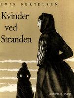 Kvinder ved stranden - Erik Bertelsen