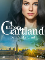 Den falske brud - Barbara Cartland