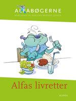 Alfas livretter - Mogens Brandt Jensen,Marianne Brandt Jensen