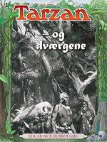 Tarzan og dværgene - Edgar Rice Burroughs