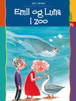 Emil og Luna i zoo - Jørn Jensen