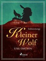 Indianerjunge Kleiner Wolf - Stig Ericson