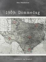 1989: Dommedag - Don Pendleton
