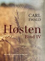 Høsten - Carl Ewald