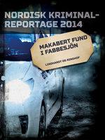 Makabert fund i Fabbesjön - Diverse