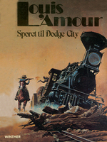 Sporet til Dodge City - Louis L'Amour
