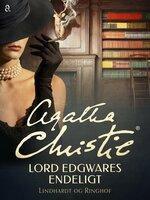 Lord Edgwares endeligt - Agatha Christie