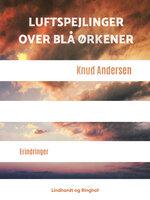 Luftspejlinger over blå ørkener - Knud Andersen