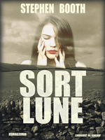 Sort lune - Stephen Booth