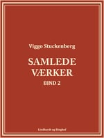 Samlede værker (bind 2) - Viggo Stuckenberg
