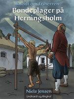 Rundt om friherren: Bondeplager på Herningsholm - Niels Jensen