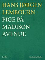 Pige på Madison Avenue - Hans Jørgen Lembourn