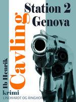 Station 2 Genova - Ib Henrik Cavling