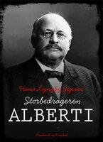 Storbedrageren Alberti - Hans Lyngby Jepsen