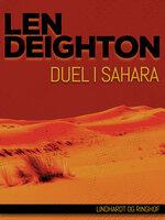Duel i Sahara - Len Deighton