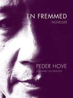 En fremmed - Peder Hove