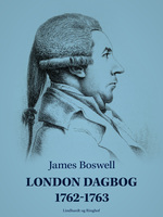 London dagbog 1762-1763 - James Boswell
