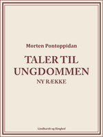 Taler til ungdommen: Ny række - Morten Pontoppidan