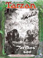 Tarzans søn - Edgar Rice Burroughs