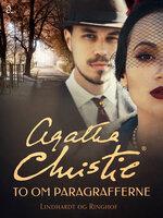 To om paragrafferne - Agatha Christie