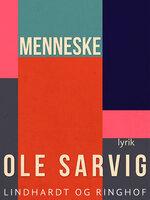 Menneske - Ole Sarvig