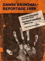 Peugeot-banden - første del - Diverse forfattere