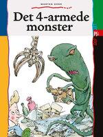 Det 4-armede monster - Morten Dür
