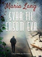 Svar til Ensom Eva - Maria Lang