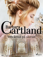 Weekend på slottet - Barbara Cartland