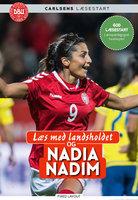 Læs med landsholdet og Nadia Nadim - Ole Sønnichsen,Nadia Nadim