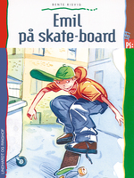 Emil på skate-board - Bente Risvig