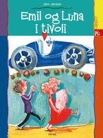 Emil og Luna i Tivoli - Jørn Jensen