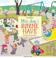 Min dag i børnehave - Ina Victoria Schou Haller