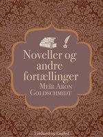 Noveller og andre fortællinger - Meir Aron Goldschmidt