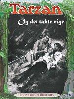 Tarzan og det tabte rige - Edgar Rice Burroughs