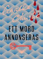 Ett mord annonseras - Agatha Christie