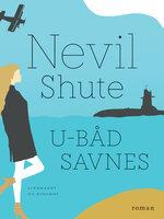 U-båd savnes - Nevil Shute