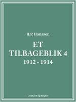 Et tilbageblik 4 - H.P. Hanssen