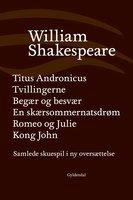 Samlede skuespil / bd. 2 - William Shakespeare