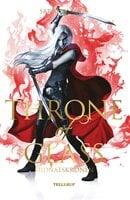 Throne of Glass #2: Midnatskronen - Sarah J. Maas