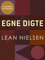 Egne digte - Lean Nielsen