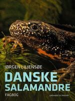Danske salamandre - Jørgen Liljensøe