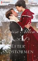 Efter snöstormen - Louise Allen