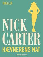 Hævnerens nat - Nick Carter