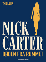 Døden fra rummet - Nick Carter