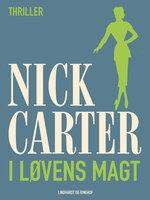 I løvens magt - Nick Carter