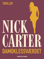 Damoklessværdet - Nick Carter