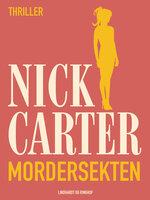 Mordersekten - Nick Carter
