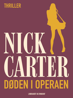 Døden i operaen - Nick Carter